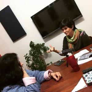 Uma tarde de entrevista com Gal Costa para o Vozes do Brasil. No rádio pela primeira vez ela fala sobre Estratosférica.